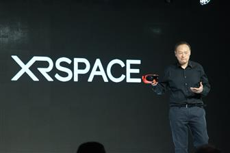 XRSPACE+founder+Peter+Chou