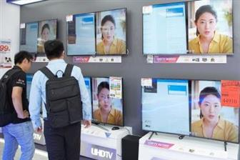 TV shipments from Taiwanese makers increased