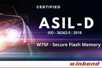 The W75F Secure Memory is the industry��s proven secure external Flash device for code and data stor