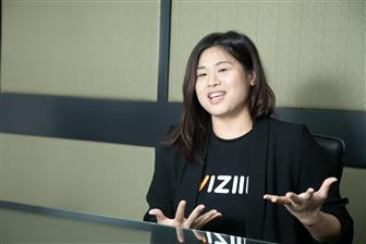 Evy Chang, head of investor relations at Wiziin