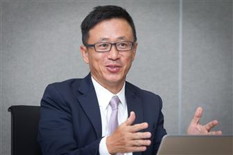 HPE Taiwan managing director Jon Wang