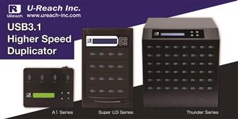 U-Reach released the new higher speed duplicator