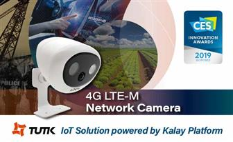 OCT, video solution provider, releases 4G LTE-M camera powered by Kalay platform