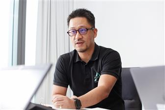 Atgenomix co-founder and CEO Allen Chang