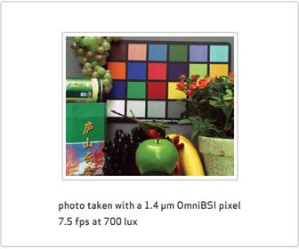 OmniVision+claims+world%27s+first+1%2F3%2Dinch%2C+8%2Dmegapixel+CMOS+image+sensor