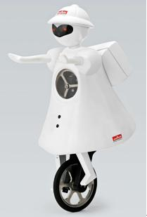 Murata+develops+Murata+Girl%2C+a+unicycle%2Driding+robot