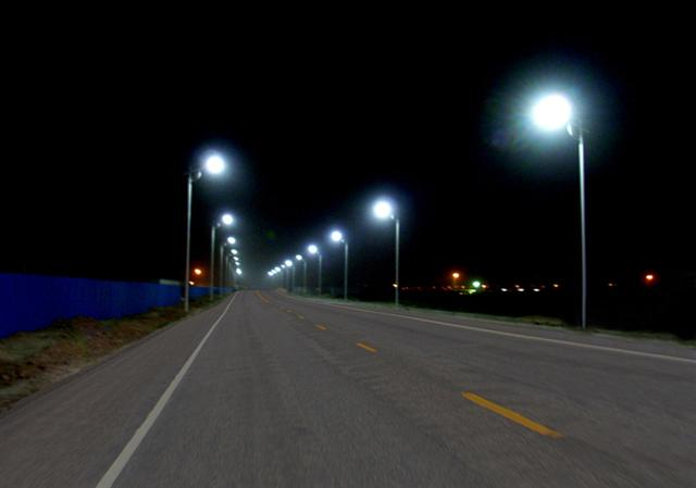 Everlight SL-Dolphin LED street lights
