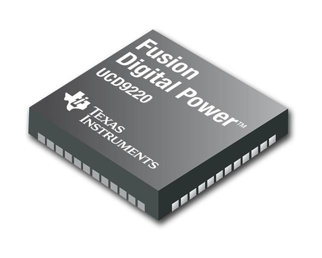 TI introduces dual-output digital synchronous buck controller
