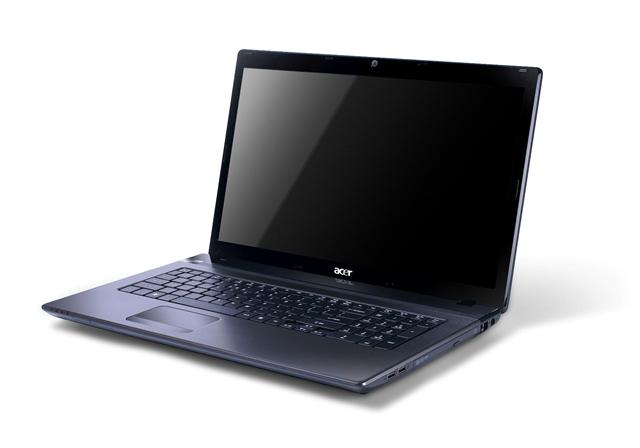CES 2011: Acer Aspire 7750G notebook