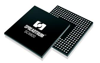Spreadtrum+SC6820+baseband+chip