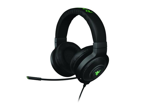 Razer Kraken 7.1 Surround Sound USB gaming headset