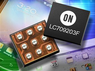 On+Semiconductor+LC709203F