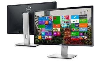 Dell+28%2Dinch+Ultra+HD+monitor+features+LED+panel+and+four+USB+3%2E0+ports%2E