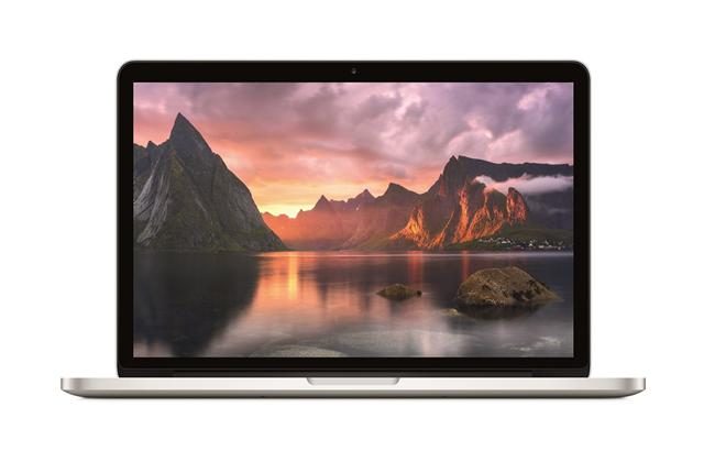 Apple 13-inch MacBook Pro with Retina notebook