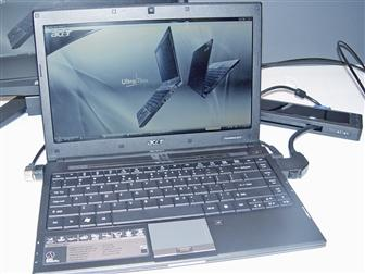 Acer+CULV%2Dbased+TravelMate+8371+ultra%2Dthin+notebook