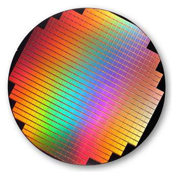 25nm+NAND+fash+wafer
