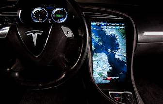 CES+2011%3A+Nvidia+Tegra%2Dbased+Tesla+17%2Dinch+infotainment+system