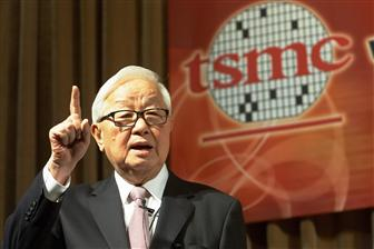 Morris+Chang%2C+chairman+and+CEO+of+TSMC
