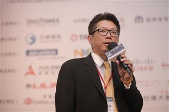 CH Wu, Vice President, Intelligent Service Business Group, Advantec