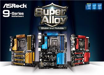 ASRock+new+IntelR+9+series+motherboards+with+ASRock+Super+Alloy+technology