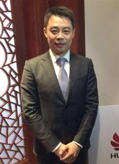 Ritchie+Peng%2C+president+of+Huawei+Small+Cell+Product+Line