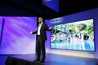 Samsung+unveils+The+Wall%2C+a+146%2Dinch+micro+LED+TV%2C+at+CES+2018