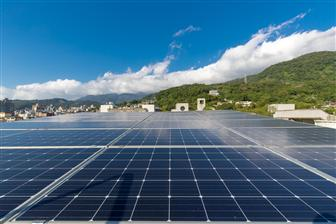 A+424%2E8KWp+rooftop+system+at+a+Taipei+government+building