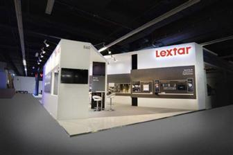 Lextar%27s+booth+at+Light%2BBuilding+2018