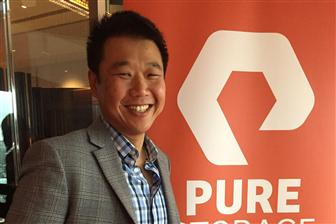 Pure Storage VP and chief architect Robert Lee