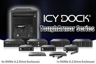 Icy Dock ToughArmor series