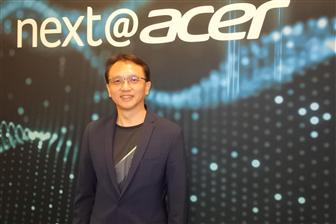 Acer+chairman+and+CEO+Jason+Chen++