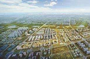 An+aerial+view+of+Chengdu+Xingu