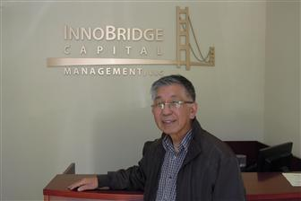 Chun P Chiu, senior advisor of InnoBridge Capital