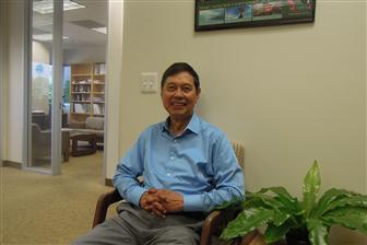 Chester Wang, Acorn Campus co-founder and co-chairman of SVT Angels