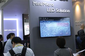 Samsung, LG to roll out large-size micro LED TVs