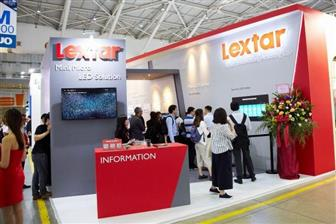 Lextar at Electronica 2018