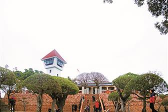 Anping Fort in Tainan