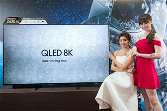 Samsung+launches+new+QLED+8K+TVs+in+Taiwan