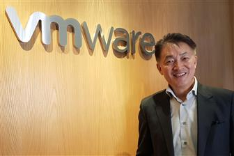 VMware+Taiwan+general+manager+Barry+Chen