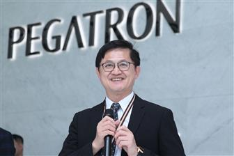 Pegatron+chairman+TH+Tung