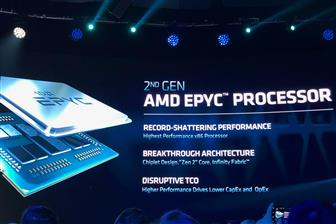 AMD second-generation EPYC server platform