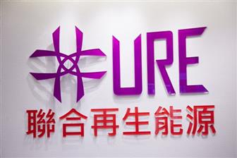 URE has reported consolidated revenues of NT$1.561 billion for August