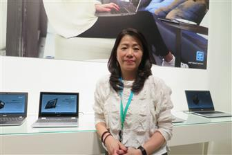 Acer co-COO Tiffany Huang