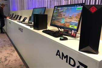 AMD CPUs gain affection from enterprise applications