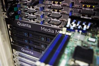 Quanta Computer expects impressive results for its server lines next year