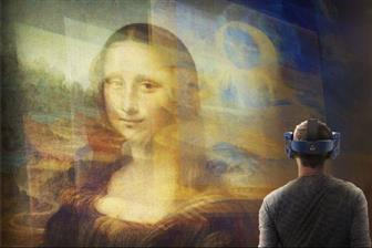 HTC+and+Louvre+Museum+to+present+a+virtual+makeover+of+Mona+Lisa