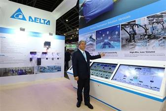 Delta+Electronics%27+solutions+at+ITAP+2019+in+Singapore