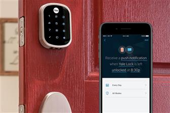 Smart+door+locks+are+becoming+popular