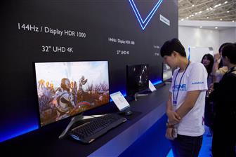 Gaming monitor panel market likely to see oversupply in 2020