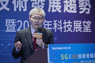 Digitimes Research deputy director Tong Huang